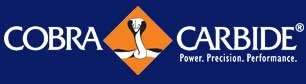 The logo of Cobra Carbide