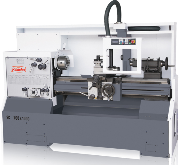 Pinacho SC-200 manual lathe