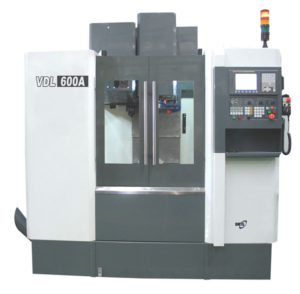 VDL-600A CNC machining centre